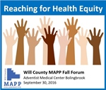 Agenda Set for the Will County MAPP Collaborative Fall Forum Sept. 30
